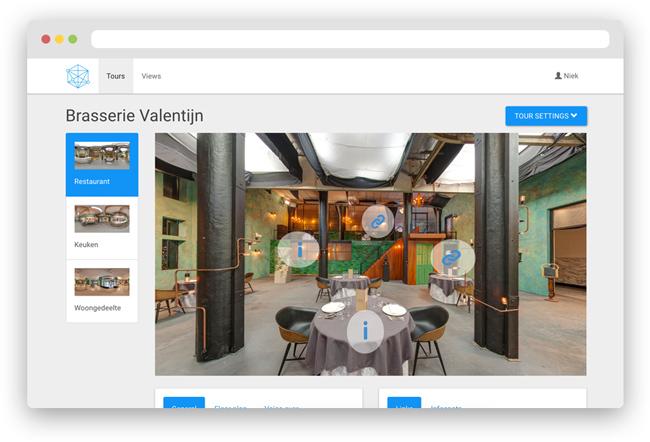 Virtual Reality Keuken : Ezvr virtual reality training